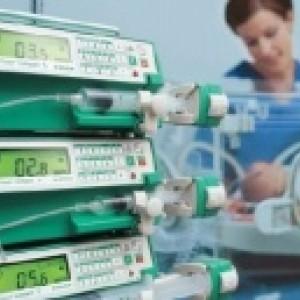 Простота, удобство и мобильность немецких инфузионных насосов B.Braun>