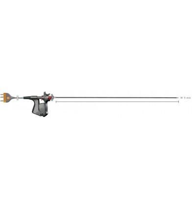 Инструмент LIGATOR в комплекте рукоятка, стержневая трубка