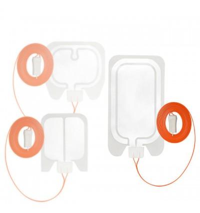 Одноразовые нейтральные электроды с кабелем