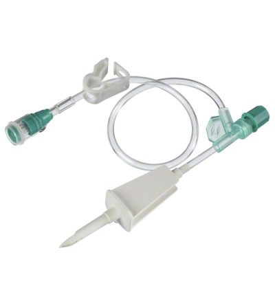Инфузионная система для безопасного приготовления химиопрепаратов Cyto-Set Mix