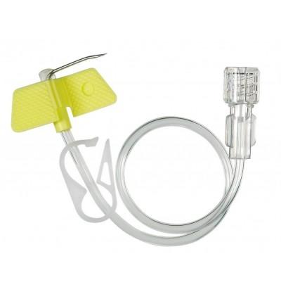 Иглы для имплантируемых порт-систем Surecan® с крыльями («бабочки») 19G