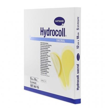 Гидроколлоидная повязка Hydrocoll Sacral 18*18см