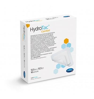Губчатая повязка с гидрогелевым покрытием HydroTac Comfort 12,5*12,5см
