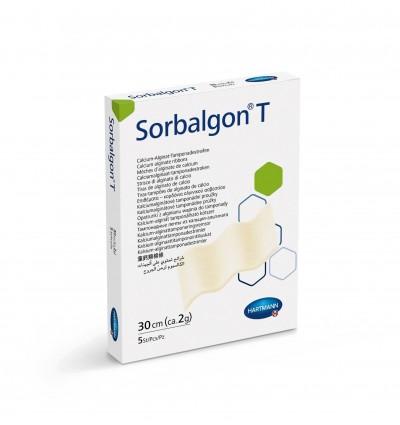 Повязка из волокон кальция-альгината Sorbalgon Т 2г/30