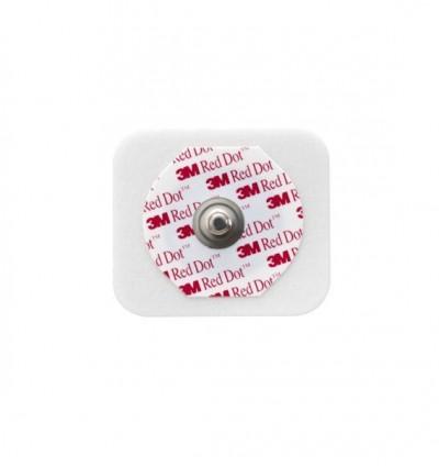 Одноразовые электроды Red Dot для многоцелевого мониторинга с вязким гелем на пенистой основе 2560