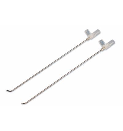 Канюля для промывания лакун миндалин 17G