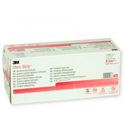 Пластырные полоски для сведения краев раны Steri-Strip™ 6мм*75мм