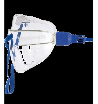 Маска кислородная Ventimask с клапаном Вентури 60% 15 л.мин