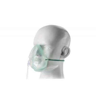 Маска средней концентрации кислорода для взрослых