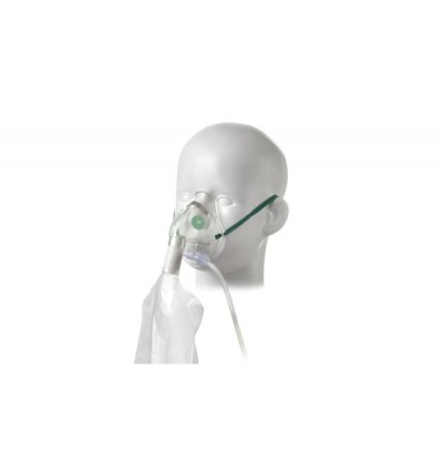Кислородная маска высокой концентрации детская Ecolite