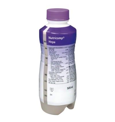 Лечебное питание Нутрикомп Гепа Ликвид 500 мл