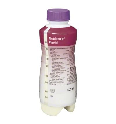 Лечебное питание Нутрикомп Пептид 500 мл