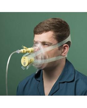 Маска для СРАР терапии с клапаном Вентури и РЕЕР клапаном XL