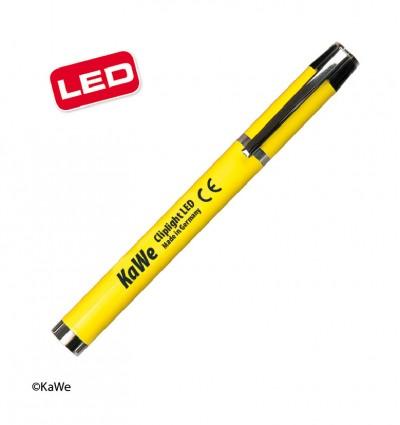 Фонарик диагностический Cliplight LED, жёлтый