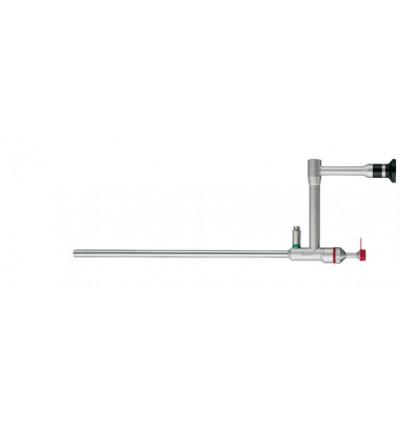 Операционный лапароскоп с параллельным окуляром и 5 мм рабочим каналом