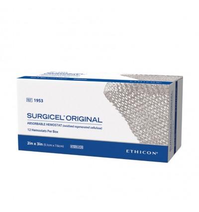 Гемостатический материал Surgicel (Серджисел) 5см*7,5см
