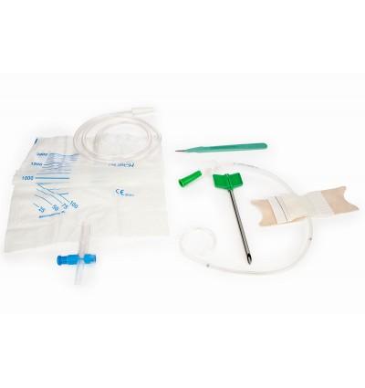 Комплект для надлобковой цистостомии Ch. 8